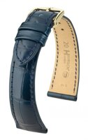 Hirsch London - blue aligator