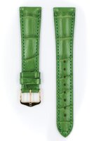 Hirsch London - green aligator