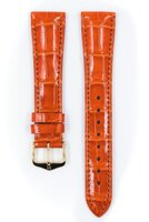 Hirsch London -  darkorange aligator