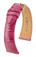 Hirsch London - pink shiny aligator