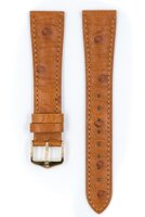 Hirsch Massai Ostrich - goldbrown