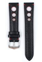Hirsch Rally - black / red