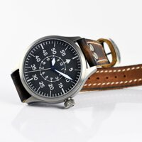 Steinhart Nav B-Uhr 44 Titan B Type Central Second