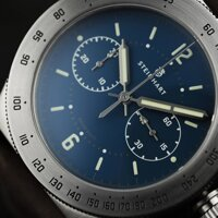 Steinhart Marine-Officer Blue