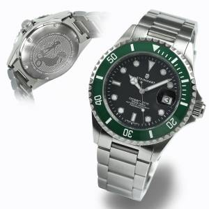 Steinhart OCEAN One 39 green ceramic